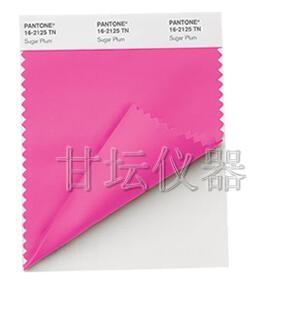 潘通尼龙色卡 国际标准TN色卡 活页式尼龙色卡